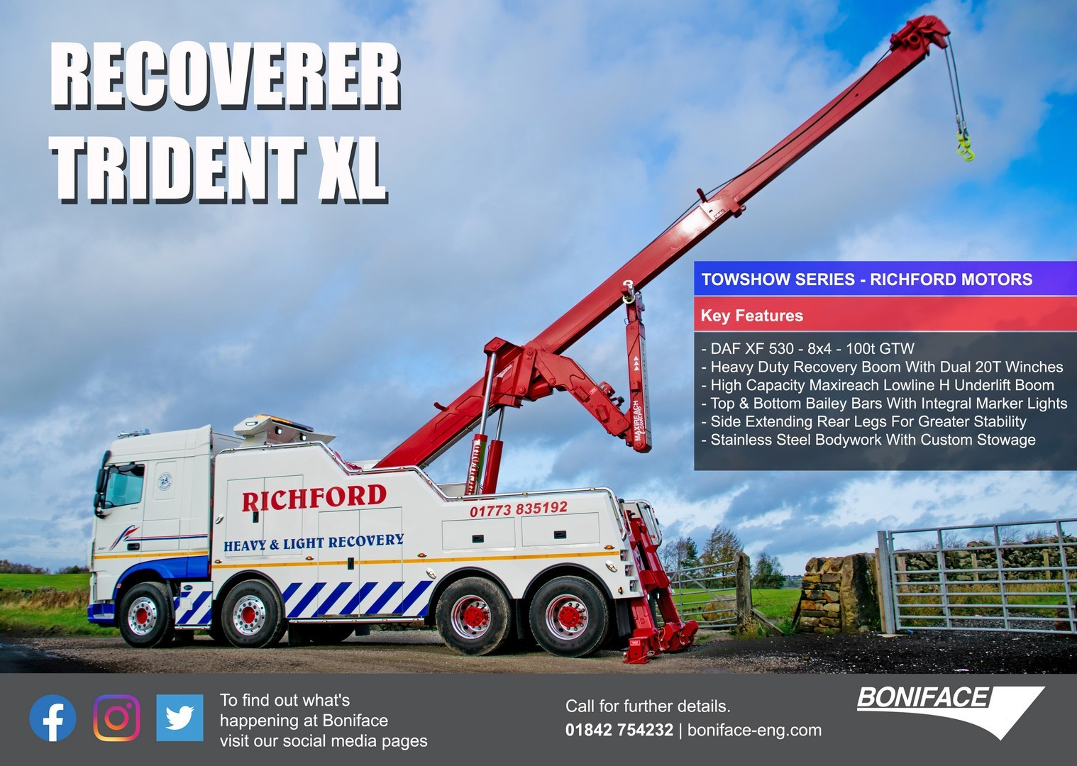 Recoverer Trident XL 1