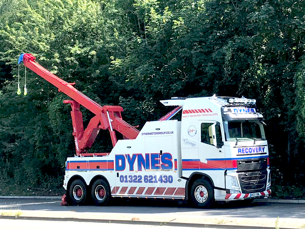 Dynes Further Expansion with Boniface Recoverer Trident