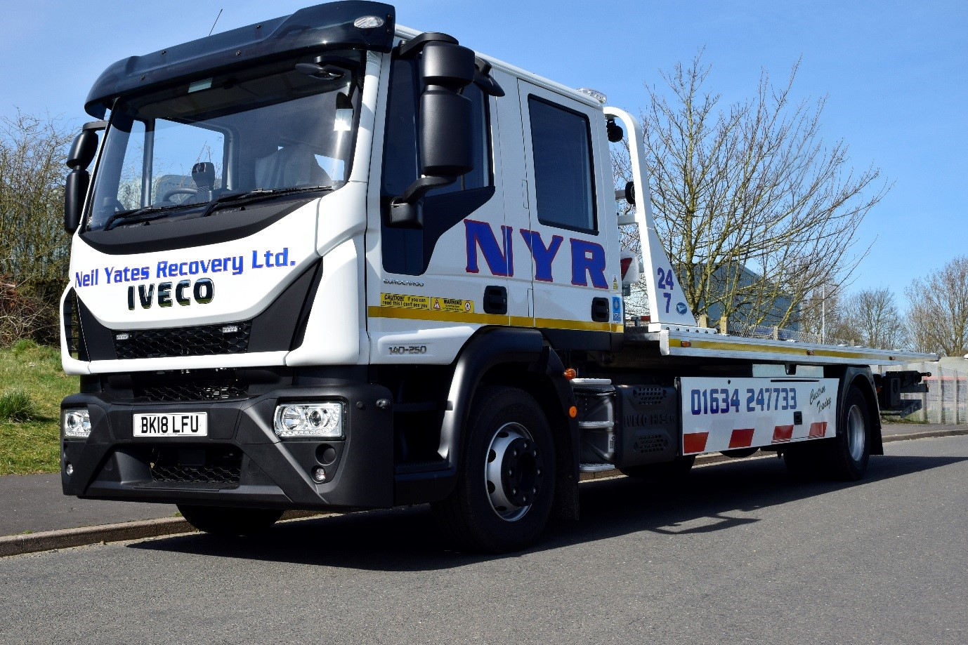 NYR chooses Iveco with Boniface VLA.
