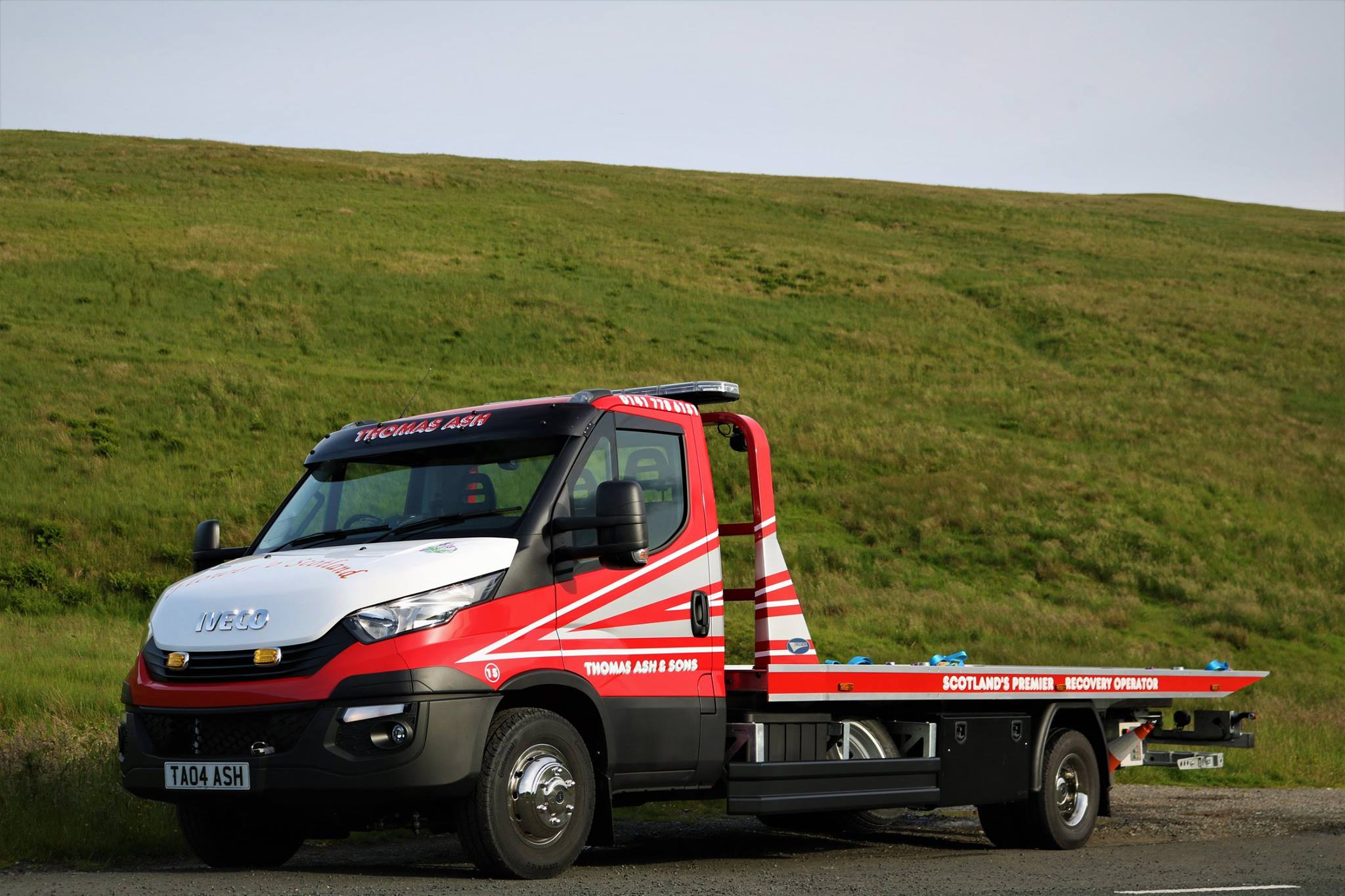New Boniface Champion Slidebed for Thomas Ash & Sons