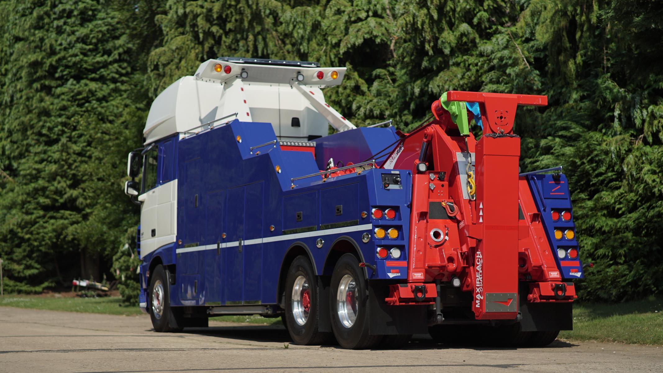 Heavy Duty Boniface Boniface Interstater MK6