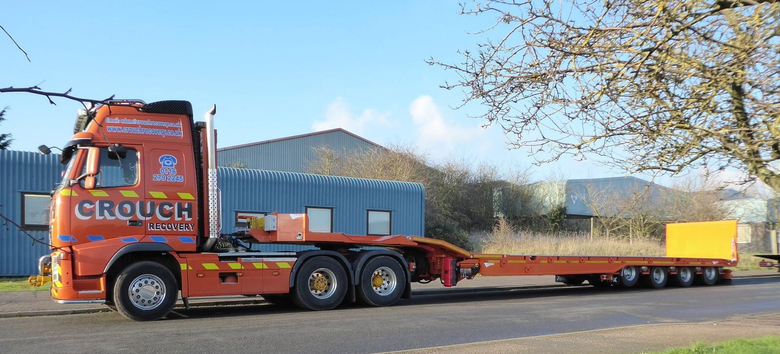 Other Boniface 4 Axle Trailer