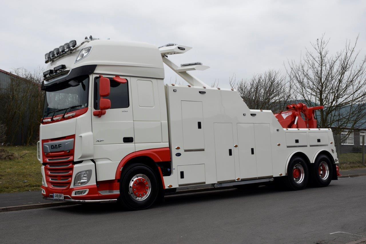 New stock DAF FAS XF 530 - INTERSTATER MK6