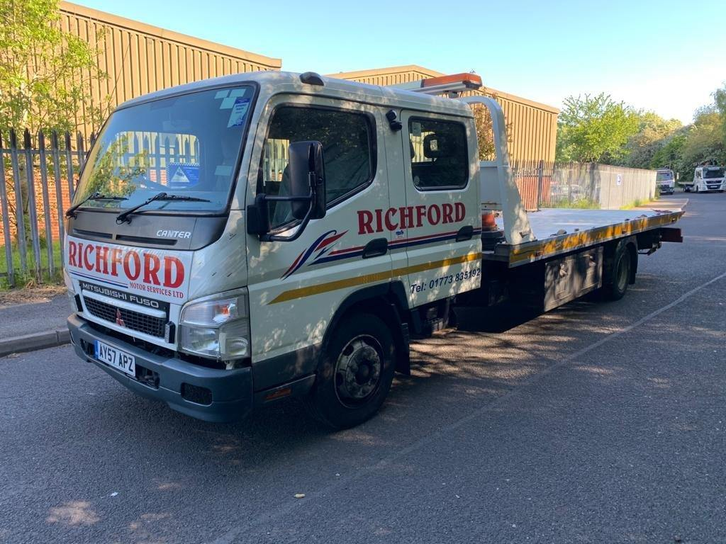Used stock 3.5T Champion Slidebed